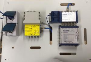 Verteilung für Reihenhäuser, Sebastian Schindler, Antennenanlagen, Kabelanlagen in Forstern